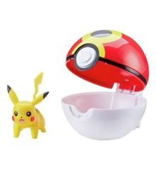 Pokemon - Clip'N Go - Pikachu (95051-12)