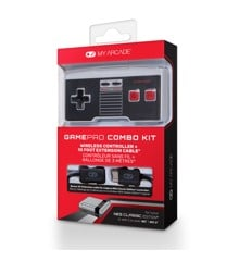 My Arcade Classic NES Controller Combo Kit