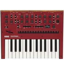 Korg - Monologue - Synthesizer (Red)