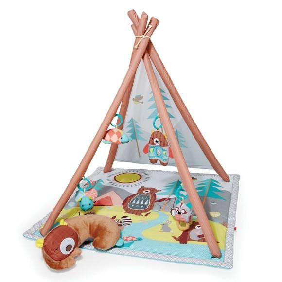Skip Hop - Aktivitetstæppe - Camping Cubs