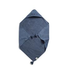 Elodie Details - Badehåndklæde m. Hætte - Tender Blue