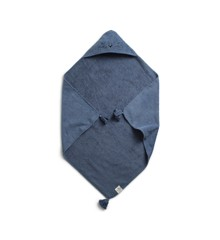Elodie Details - Hooded Bath Towel - Tender Blue