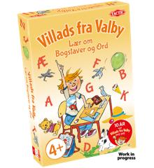 Villads fra Valby - Lær om Bogstaver