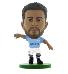 Soccerstarz - Man City Bernardo Silva - Home Kit (2020 version)