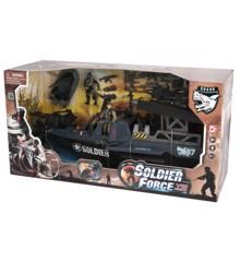 Soldier Force - VIII Tornado Assault Boat