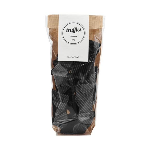Nicolas Vahé - Chocolate Ruffle With Licorice 110 g (Nvbv705/106300705)