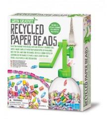 4M - Green Creativity - Lag perler av resirkulert papir