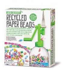 4M - Green Creativity - Lav perler af genbrugspapir