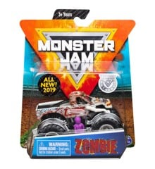 Monster Jam - 1:64 Single Pack - Zombie (20105710)