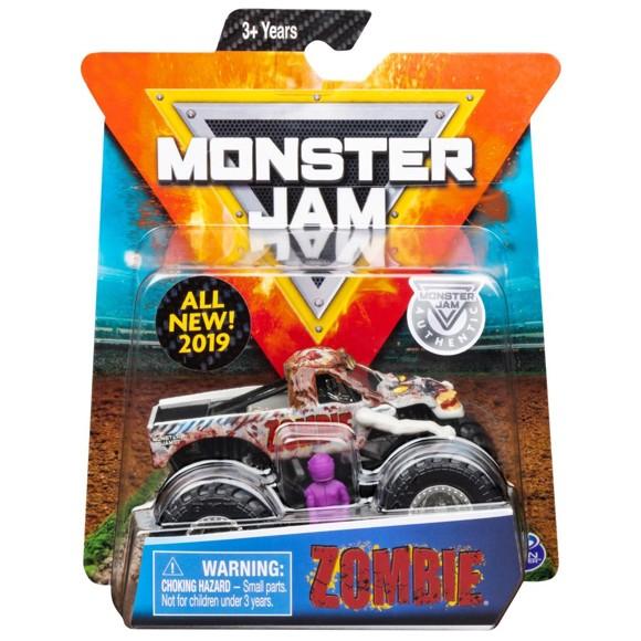 Monster Jam - 1:64 Single Pack - Zombie (20105710)