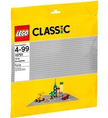 LEGO Classic - Gray Baseplate (10701)