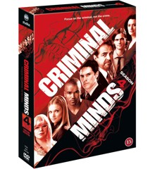 Criminal Minds - season 4 - DVD