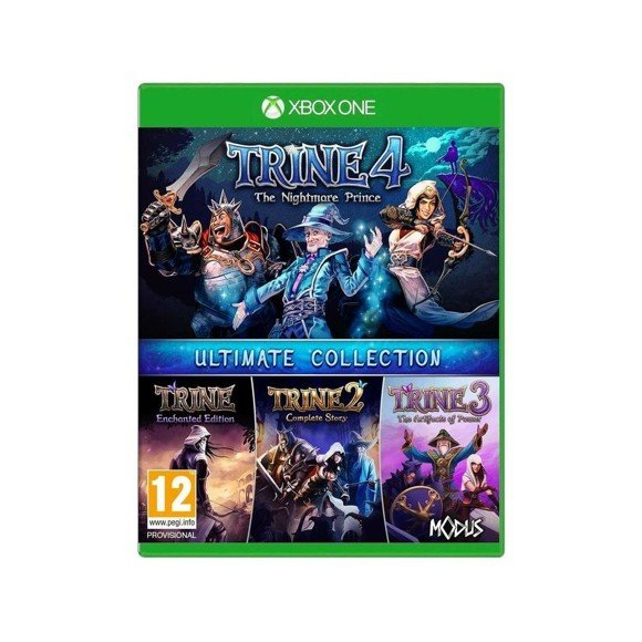 Trine 4 (Ultimate Collection)