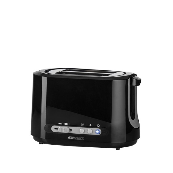 OBH Nordica - Spirit​ Toaster - Black (2697)