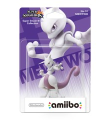 Nintendo Amiibo Figurine Mewtwo
