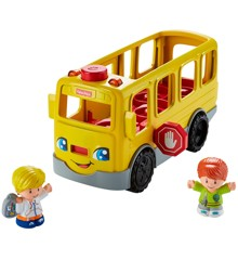 Fisher-Price - Little People - Skolebus (dansk)