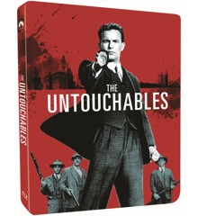 Untouchables, The: Steelbook (Blu-ray)