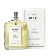 Depot - No. 407 Restoring Aftershave 100 ml