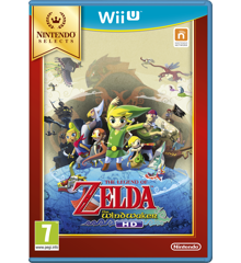 Legend of Zelda: Wind Waker HD (Selects)