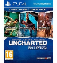 Uncharted: The Nathan Drake Collection (Nordic)