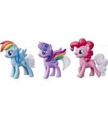 My Little Pony - Rainbow Tail Surprise 3-pack (E7703EU4)