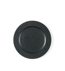 Bitz - Plate Ø 22 cm - Black (821078)