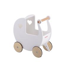 Moover - Dollswagon, White (210003)