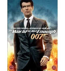 James Bond - The World Is Not Enough - DVD