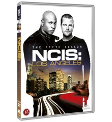 NCIS: Los Angeles - Season 5 - DVD