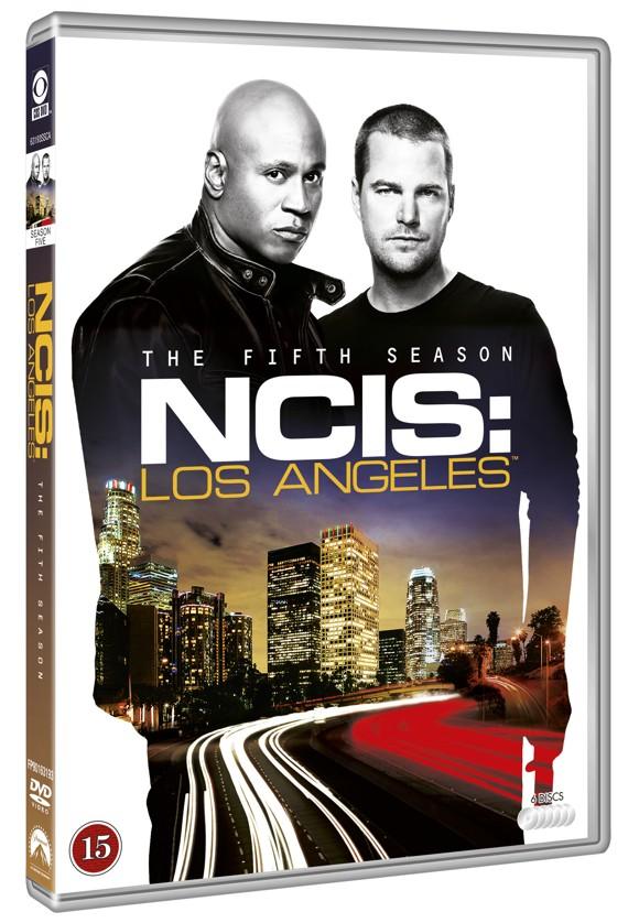NCIS: Los Angeles - Season 5 - DVD
