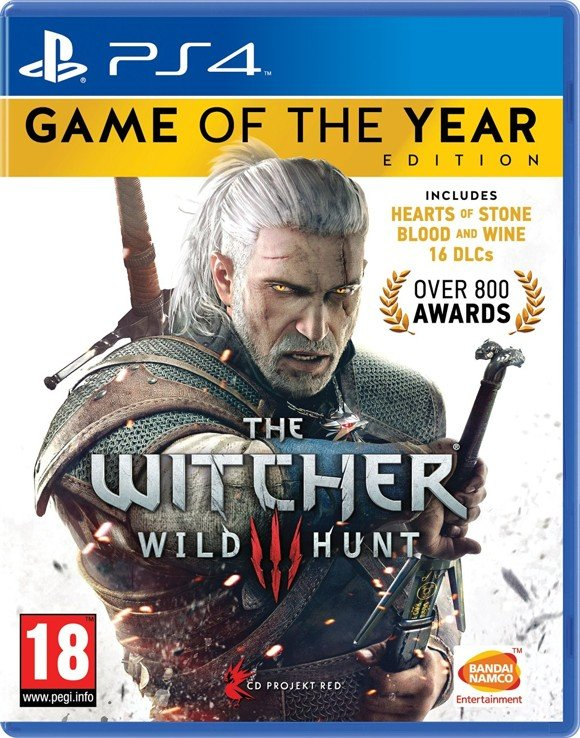 The Witcher III (3): Wild Hunt (Game of The Year Edition)