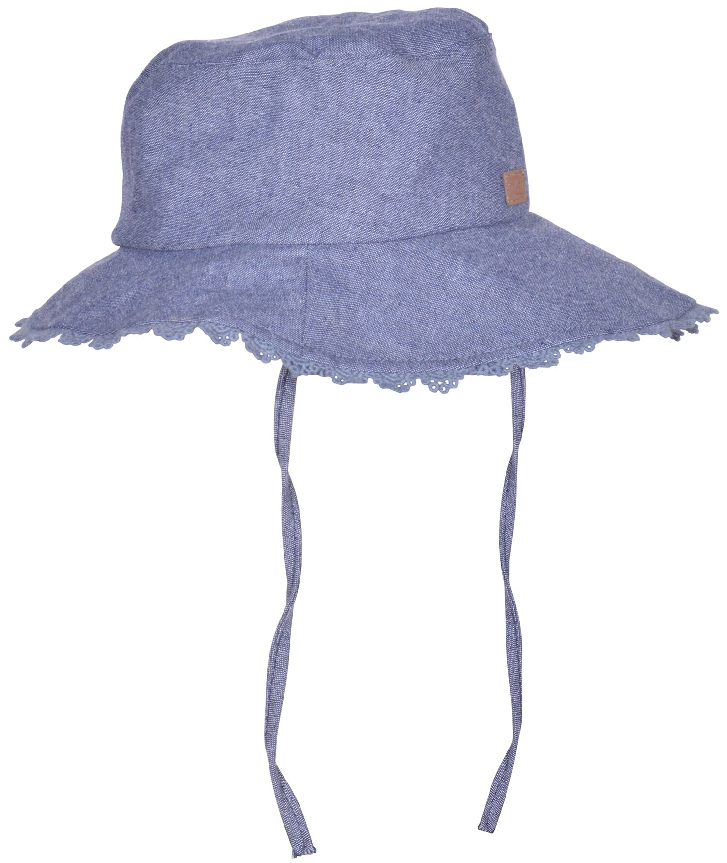 ?Melton - Bucket Hat with Lace
