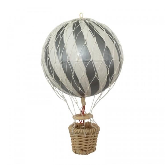 Filibabba - Luftballon 20 cm - Silver