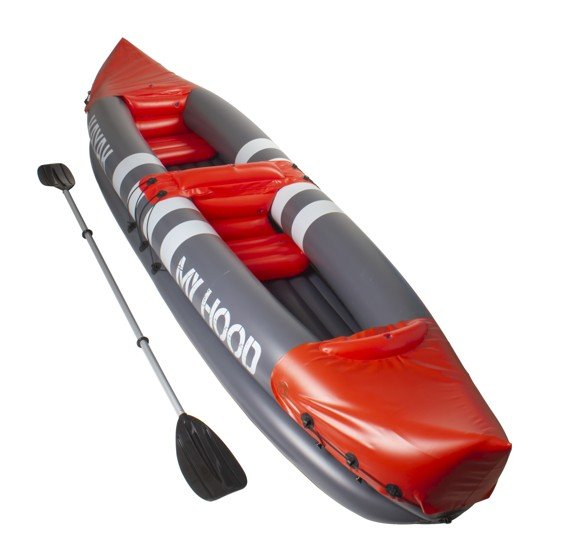 My Hood - Kayak 2 Person - Grey/Red (708020)