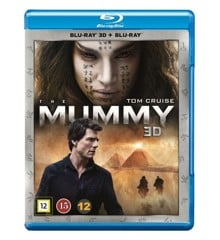 Mummy, The (Tom Cruise) (3D Blu-Ray)