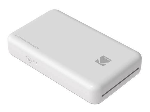 Kodak - Mini 2 Instant Photo Printer  Hvid