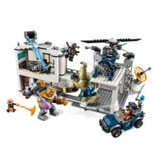 LEGO Super Heroes - Avengers Compound Battle (76131)