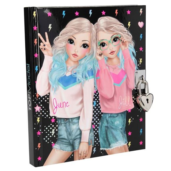 Top Model - Diary - June & Jill (0410192)