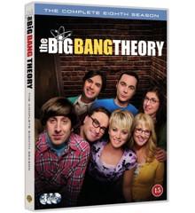 Big Bang Theory, The: Season 8 - DVD