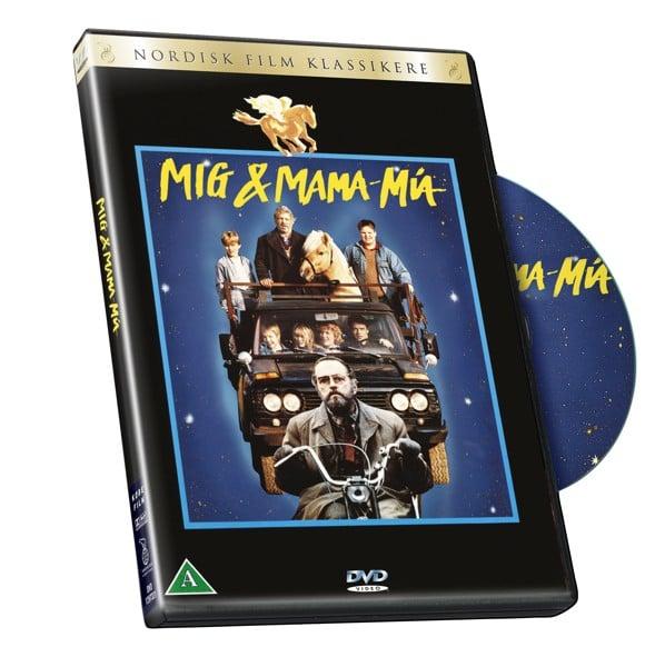 Mig og Mama Mia - DVD