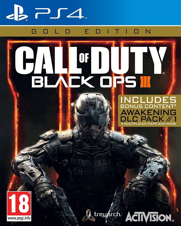 Bilde av Call Of Duty Black Ops 3 Iii Gold Edition
