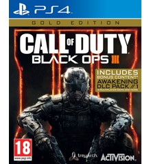 Call Of Duty Black Ops 3 III Gold Edition