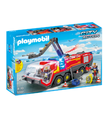 Playmobil - Airport Fire Engine with Lights and Sound (5337)
