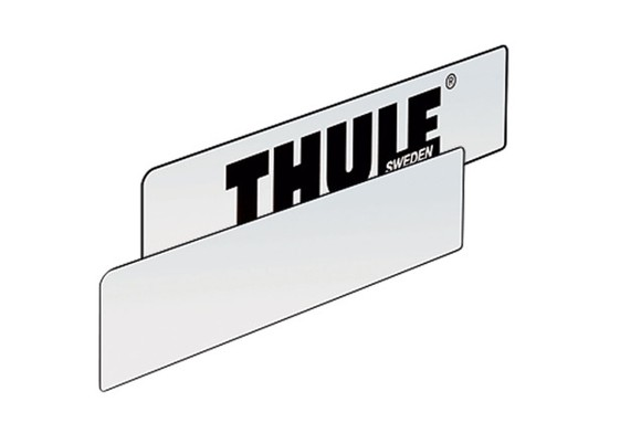Thule -Number Plate 9762