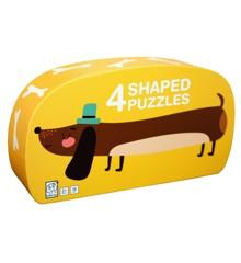 Barbo Toys - Deco Puslespil - Hund (16 brk)