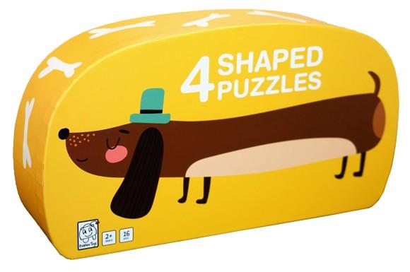 Barbo Toys - Deco Puzzle - Dog (5851)