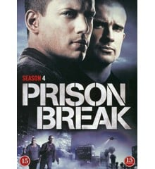 Prison Break: Season 4 - The Final Season (6-disc) - DVD