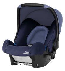 Britax Römer - Baby-Safe Autostol (0-13kg) - Moonlight Blue