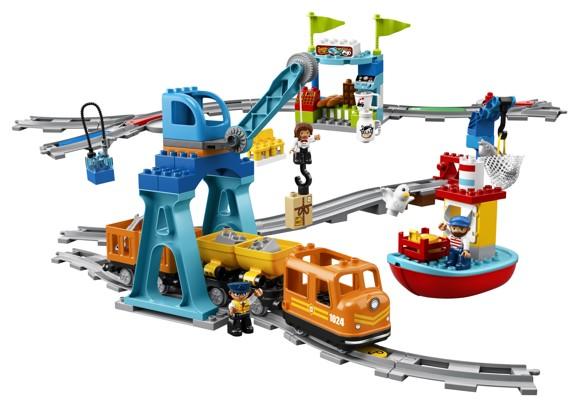 LEGO DUPLO - Cargo Train (10875)