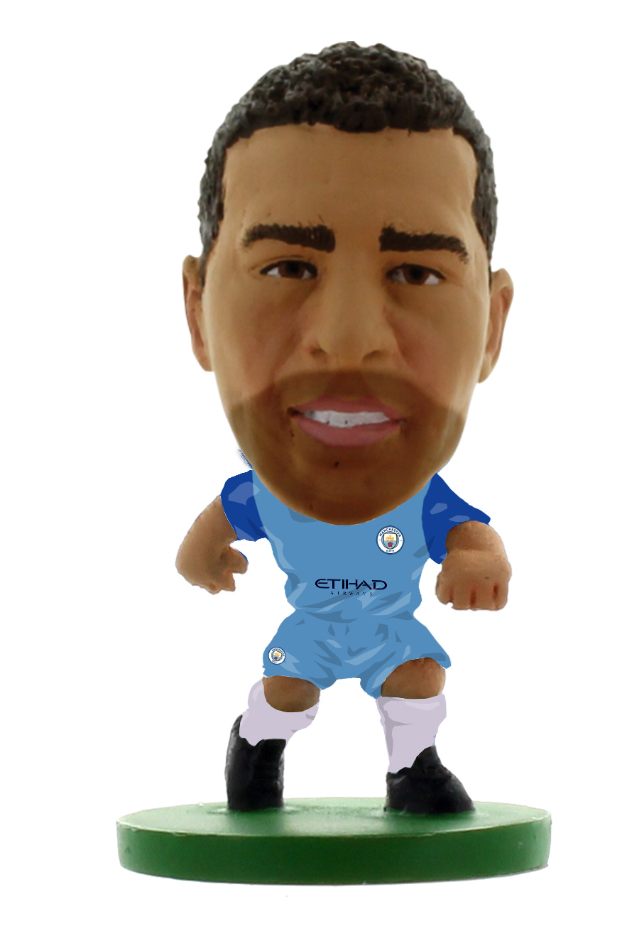 Soccerstarz - Man City Nicolas Otamendi - Home Kit (2020 version)